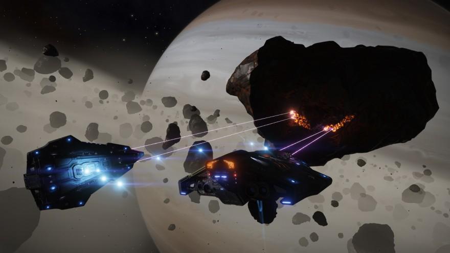 Elite: Dangerous: В кольце