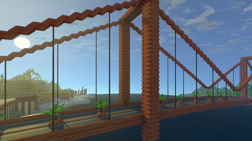 Eco: Хроники Утопии: Дьявольски Красивый Мост