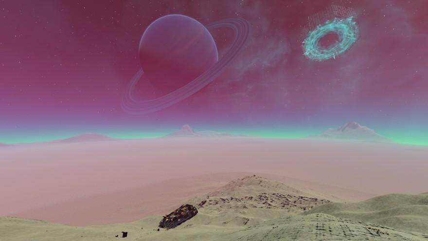 Starbase: Снятся ли эндоскелетам астероидные кольца?