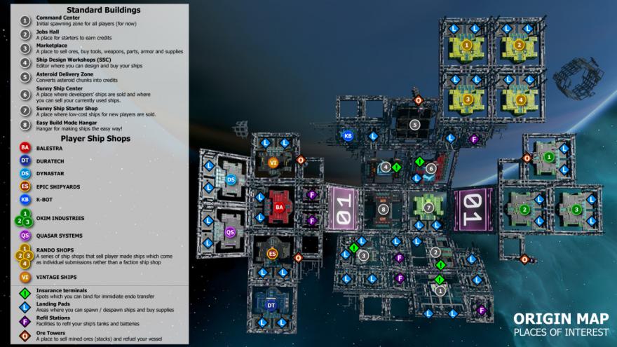 Starbase: Ничего непонятно, но очень интересно