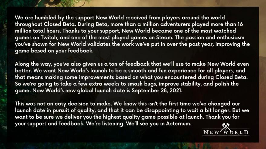 MMO-индустрия: New World опять за своё, в DU вышел Аполлон,