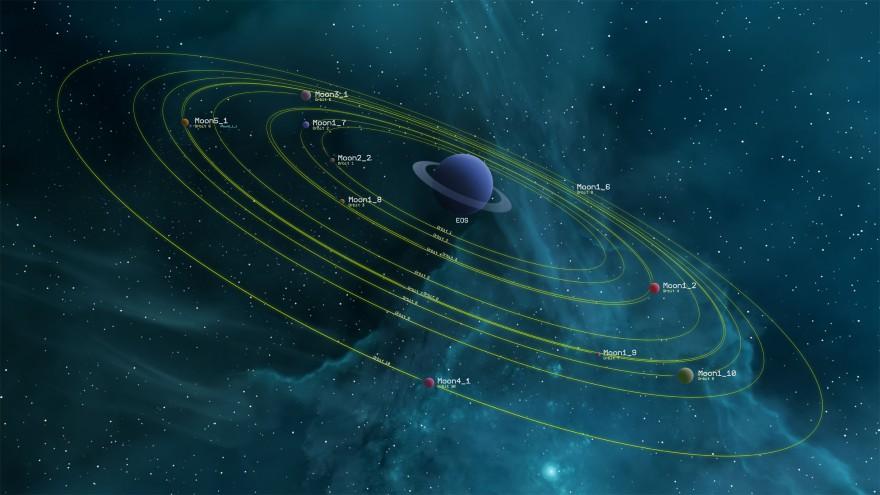 Starbase: Первое путешествие в дикий космос