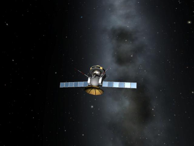 Kerbal Space Program: Прекрасный новый мир 0.18