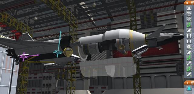 Kerbal Space Program: Восьмая модель