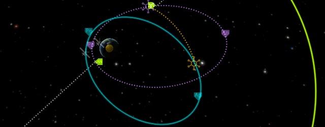 Kerbal Space Program: Орбитальные манёвры