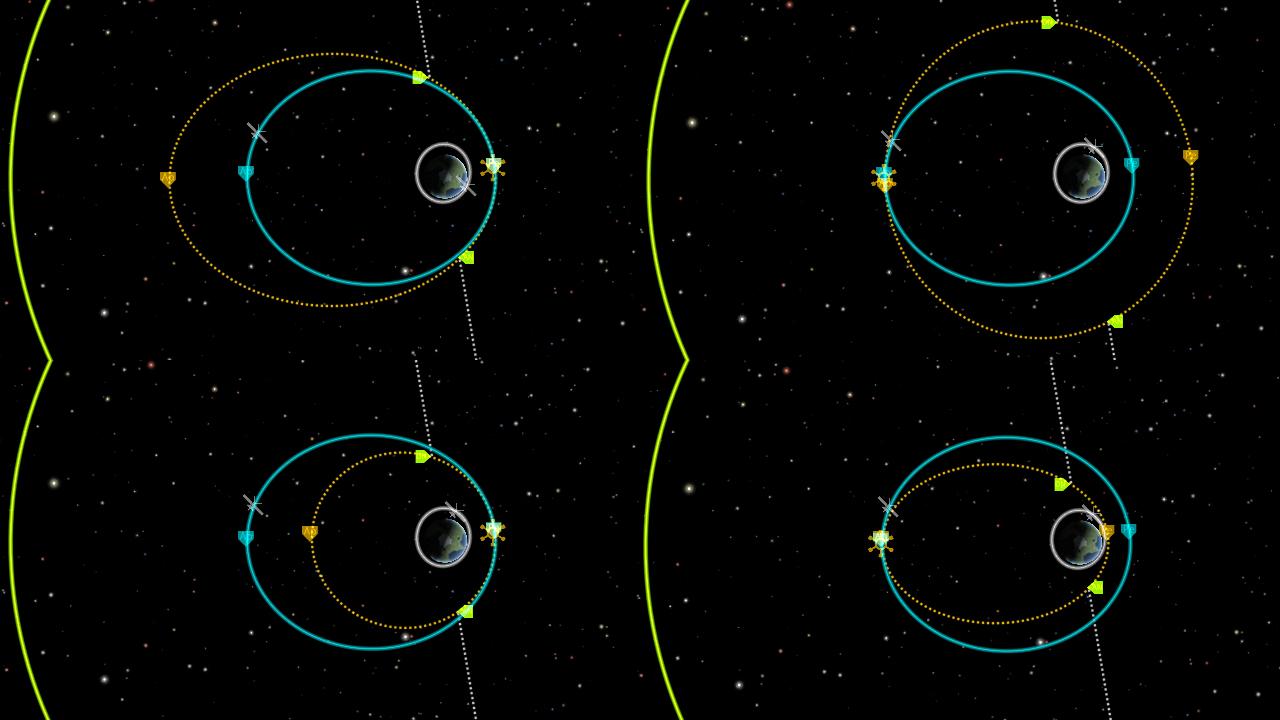 Механика гравитационных маневров