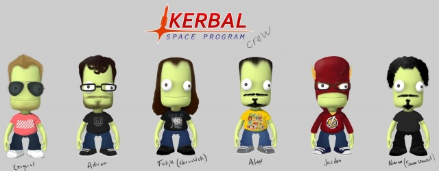 Kerbal Space Program: Планы на 0.19