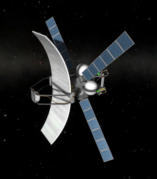 Kerbal Space Program: Сканер дальнего действия