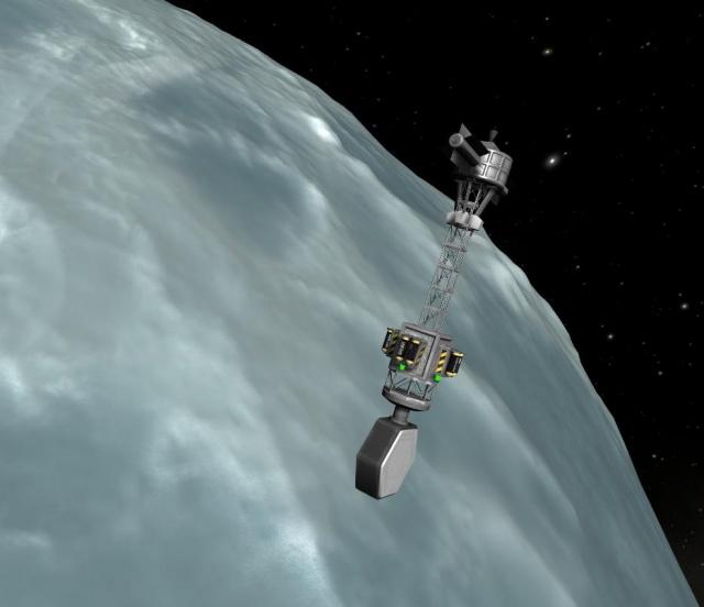 Kerbal Space Program: Сканер ближнего действия