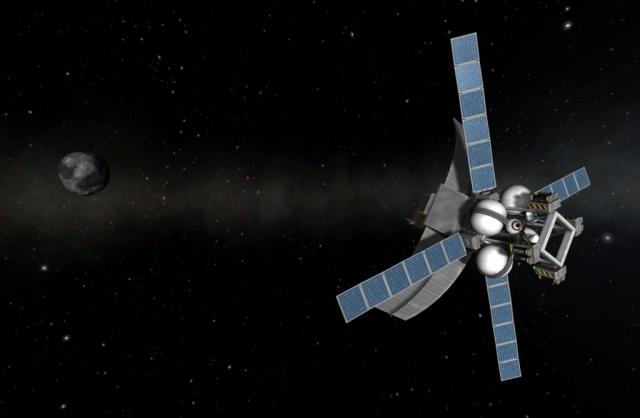 Kerbal Space Program: Черновик системы ресурсов
