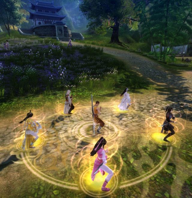 Легенды Кунг-Фу: Тигры на холмах и другие боевые формации