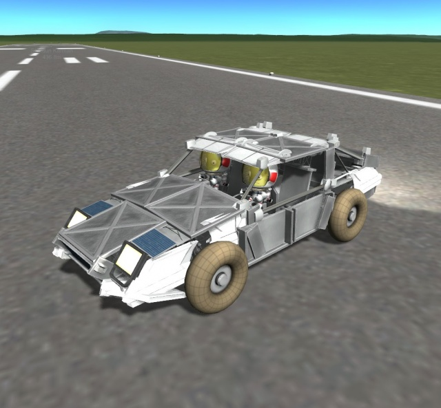 Kerbal Space Program: Porsche 944