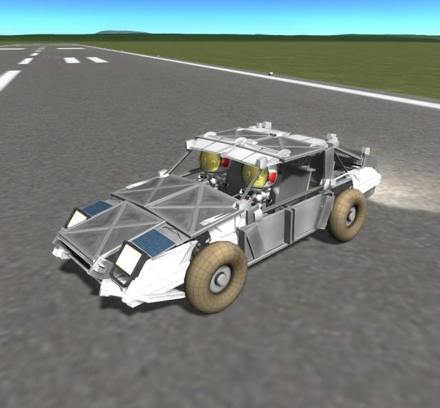 Kerbal Space Program: Porsche 944