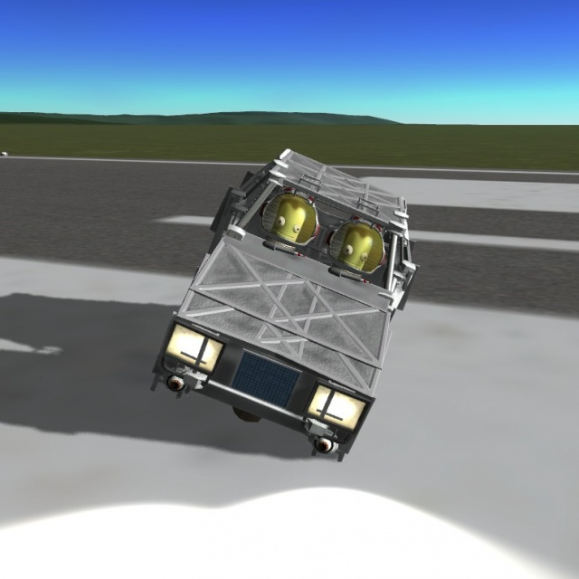 Kerbal Space Program: Reliant Robin