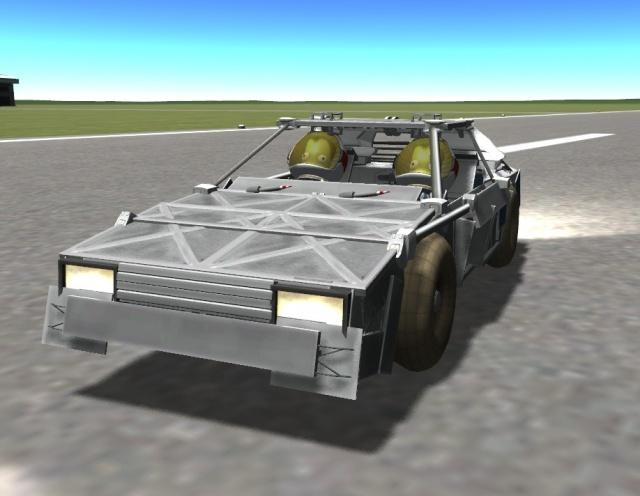 Kerbal Space Program: DeLorean DMC-12
