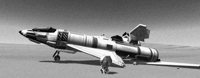Kerbal Space Program: Возможный исход неудачной посадки