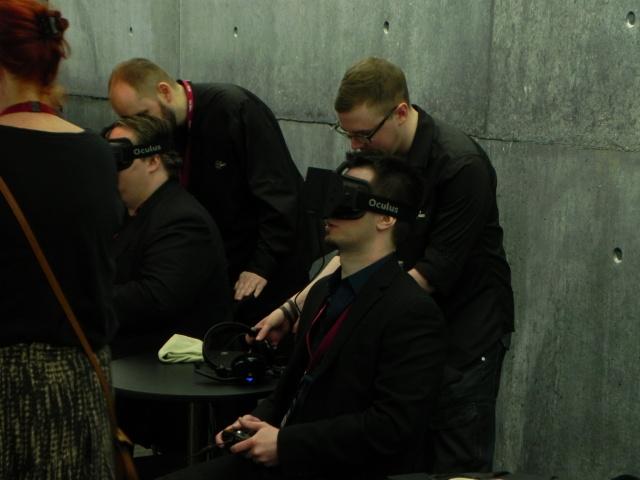 EVE-online: Oculus
