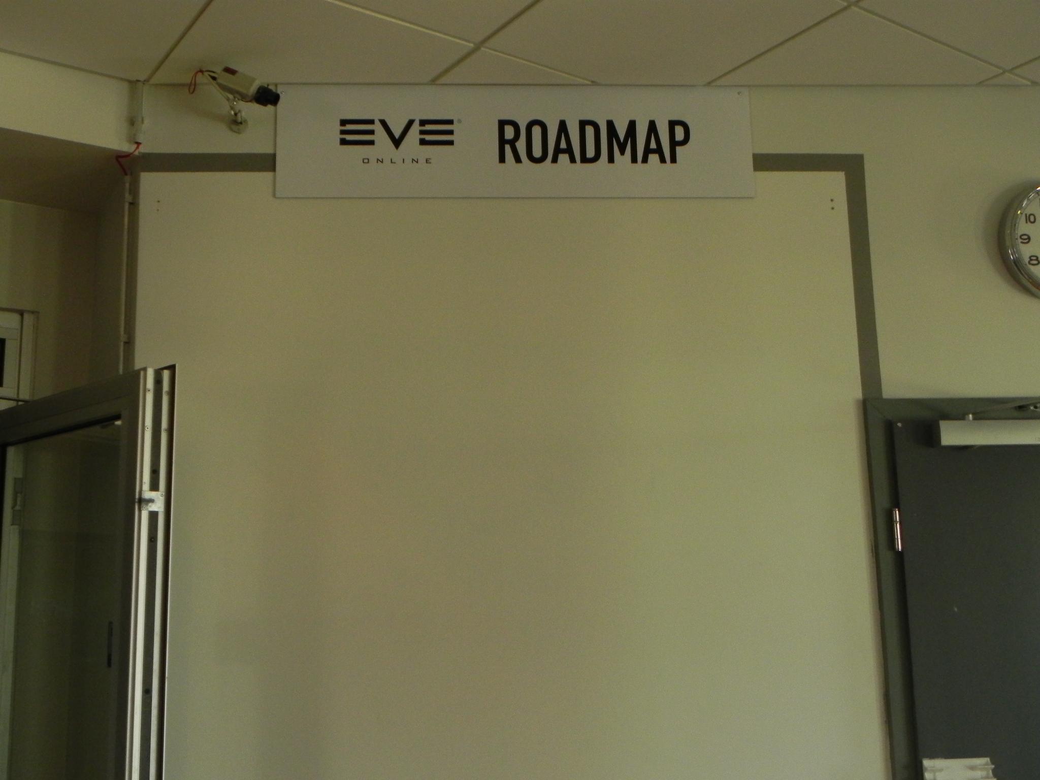 EVE Online: Дорожная карта