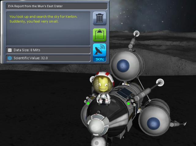 Kerbal Space Program: Наука в 0.22