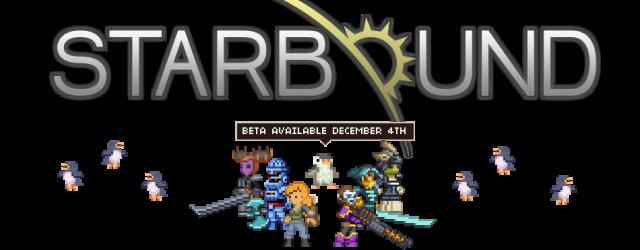 Starbound: Бета начинается 4-го декабря