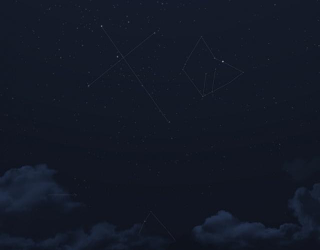 ArcheAge: Астрономический кружок: пастух, птицы и лира