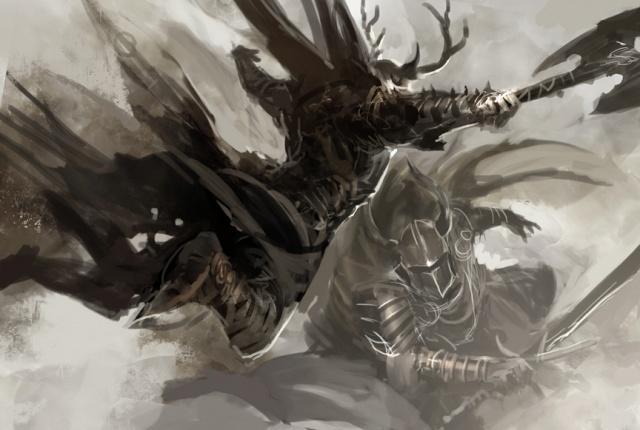 Теория MMO: Пять причин выбирать воина