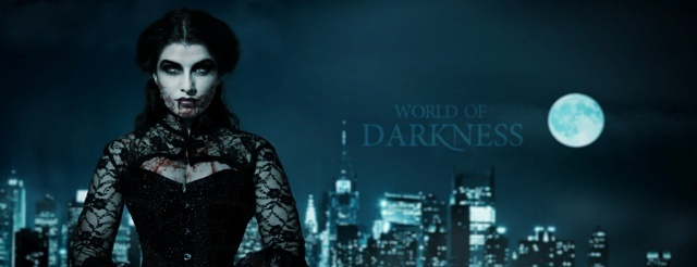 World of Darkness отменён