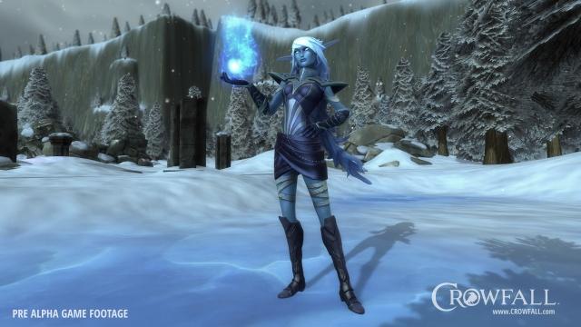 Crowfall: Вьюговей. Танцуй со мной