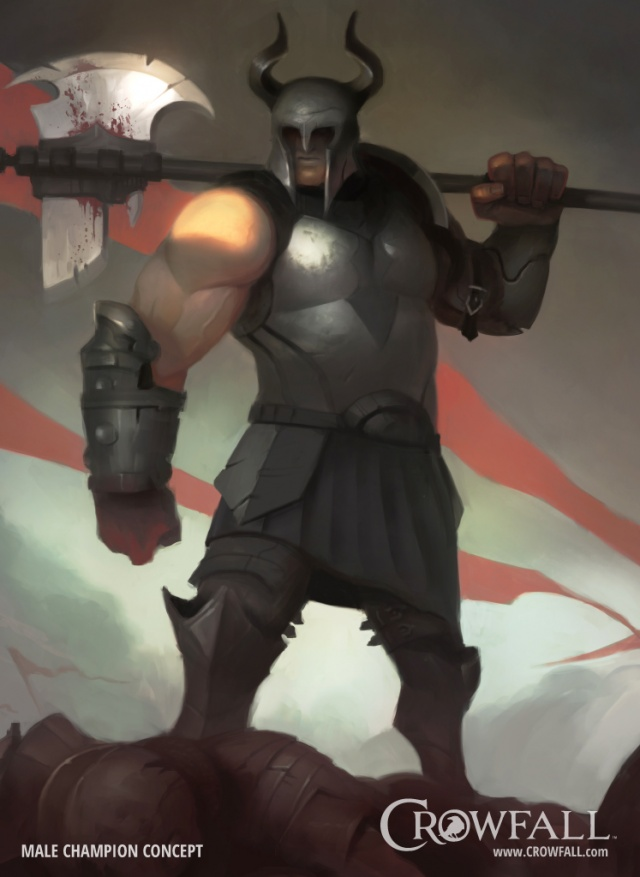 Crowfall: Champion