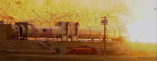 Космос: Kerbal Space Program: SLS Qualification Booster Test