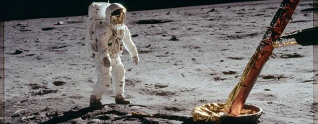 Космос: Лунный фотоархив Apollo