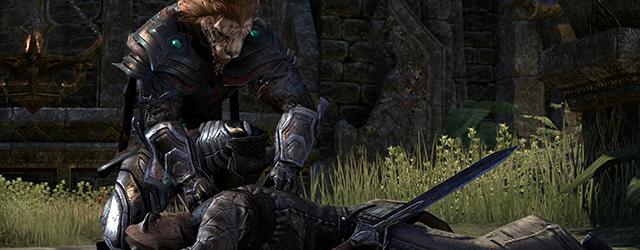 The Elder Scrolls Online: Тихо стырил и ушёл - называется нашёл