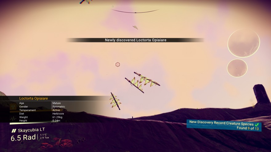No Man's Sky: Зверинец далёких планет