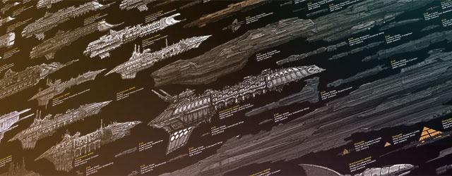 Блог им. Anton: Масштабы фантастических звездолётов