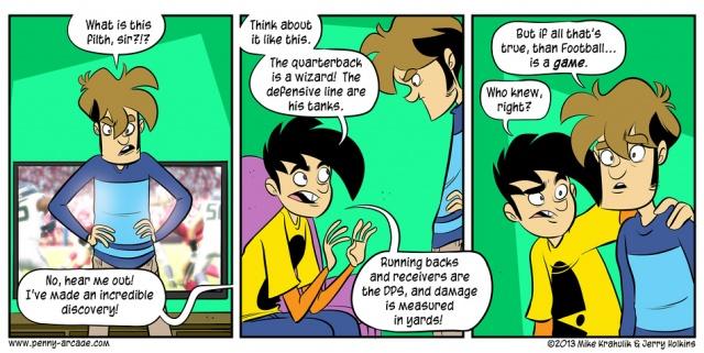 неММО: Шикарный комикс
