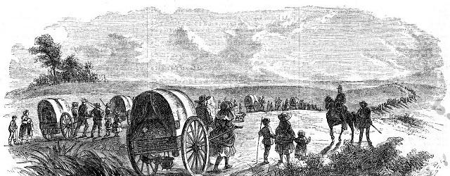 Salem: Эпоха дорог