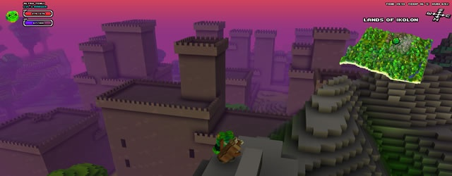 Cube World: Кубические Дневники: часть первая