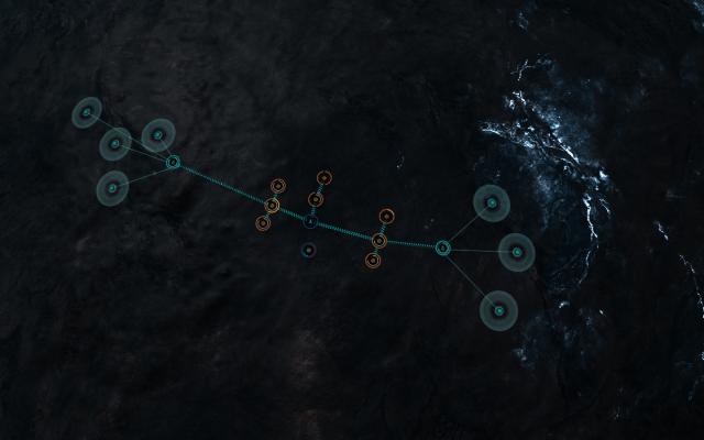 EVE-online: EVE online. Колонии, урановые рудники и социализация с пиратами