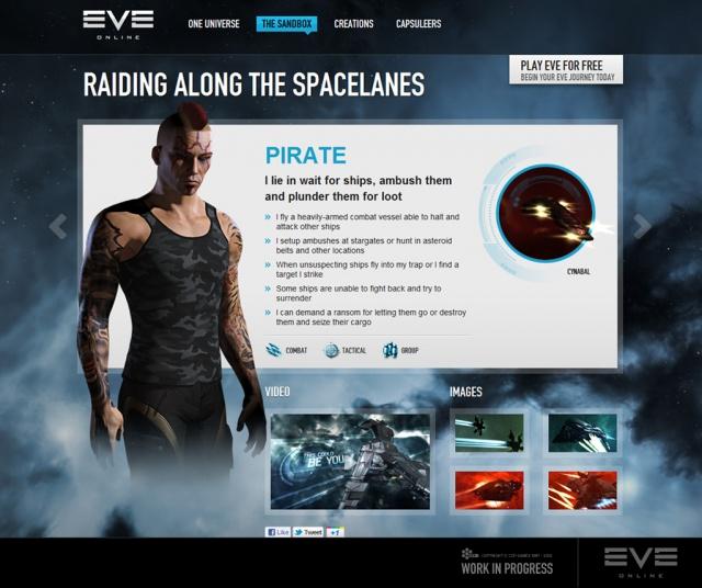 EVE-online: Конфликты в EVE online ч.2