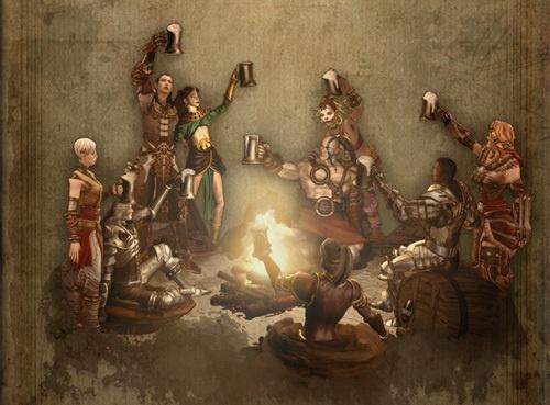 Холодный Кофе: Лучше поздно, чем никогда: Blizzard закрывают аукцион вещей в Diablo III.