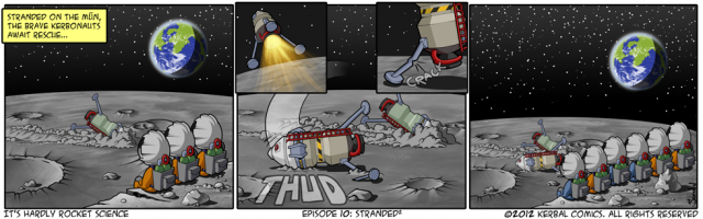 Kerbal Space Program: Episode Ten: Stranded Squared