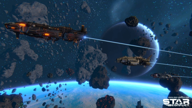 Блог им. Avicorn: Star Conflict: Не крестики-нолики