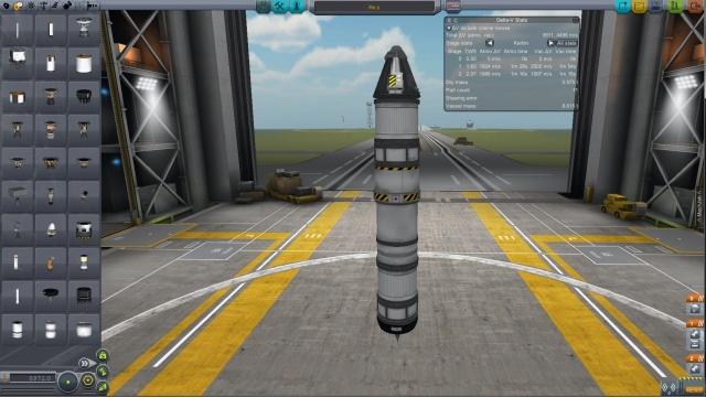 Kerbal Space Program: Проект OKTO. Часть первая: Ракеты