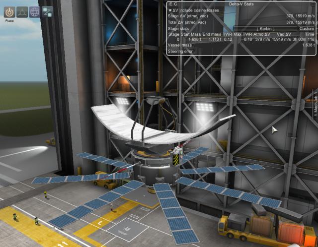 Kerbal Space Program: Является ли атомный двигатель NERV наилучшим?