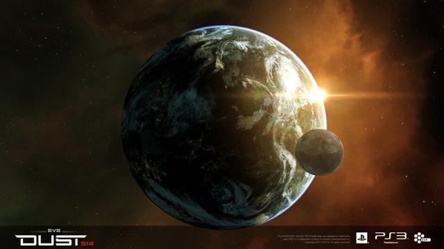 EVE-online: DUST514: Захват планет.