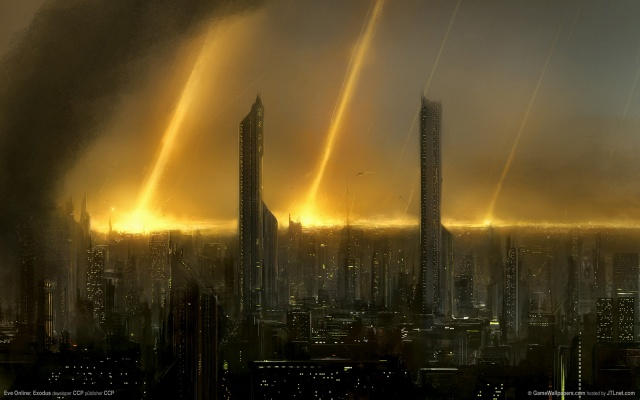EVE-online: Грехи звёздного шпиона  #87: Максимы Миттани - политика