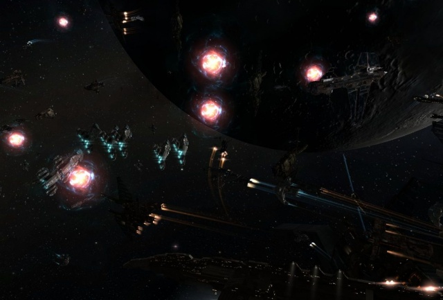 EVE Online: EVE: Current state.
