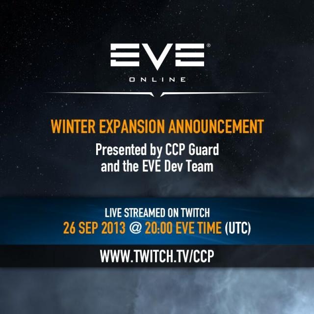 EVE Online: GARPA: Мысли по поводу зимнего экспаншена.