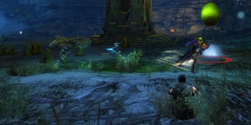 Зеркало для героя: А на сколько токсичны вы или как Guild Wars 2 научил меня ненавидеть людей.