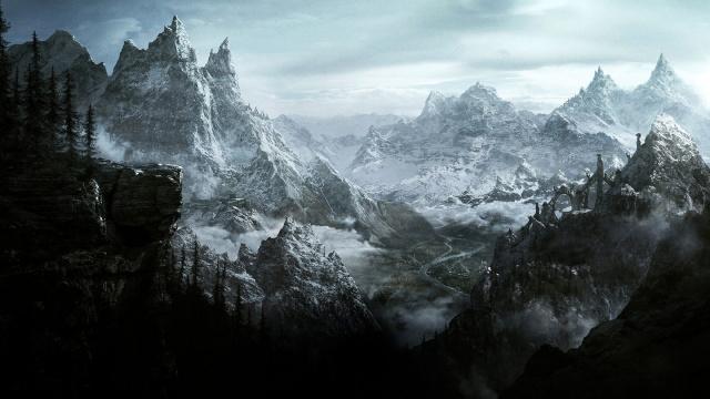 Игры Разума: Skyrim